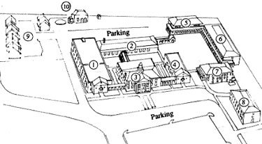 visit lts map Old campus map