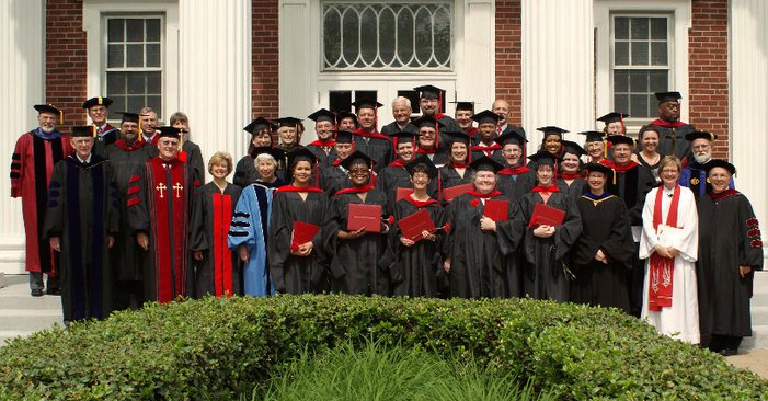 2011 graduation Lexington Theological Seminarys 145th Commencement